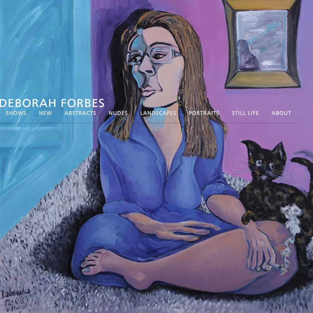 Deborah Forbes Art