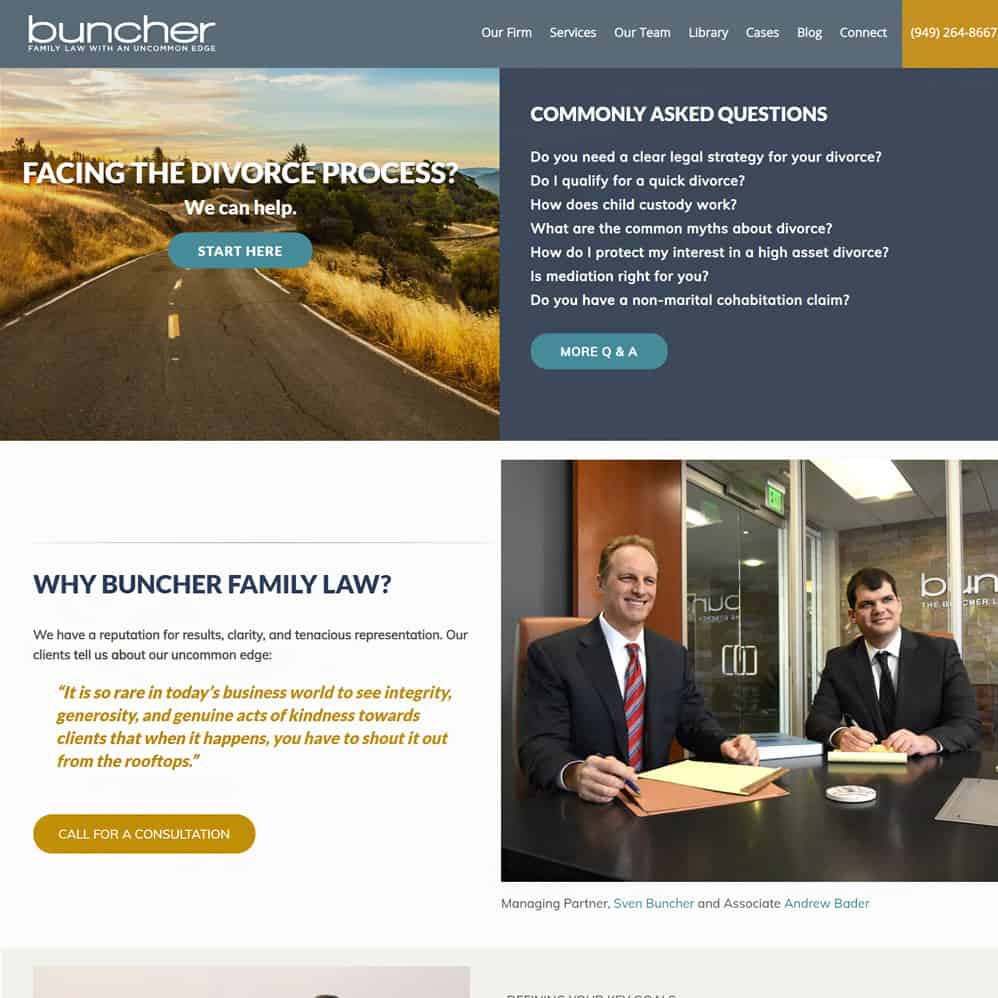 Buncher Family Law