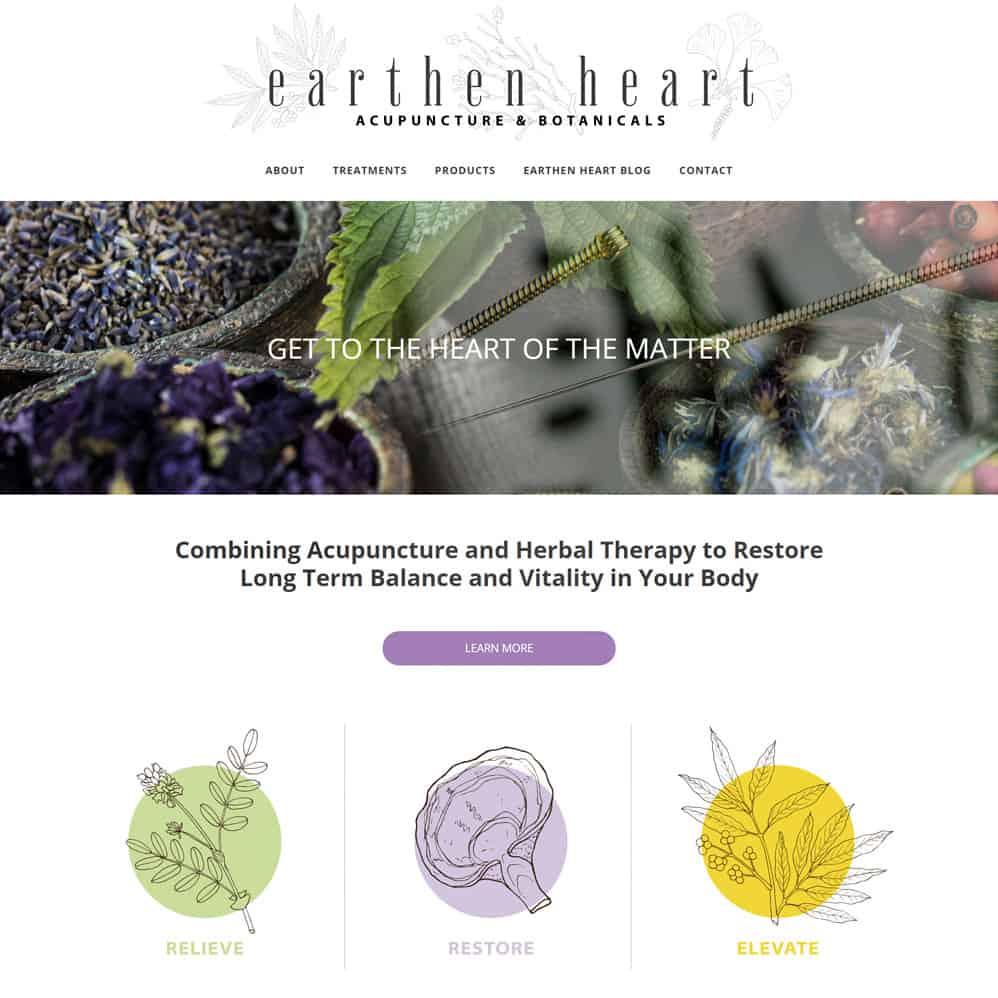 Earthen Heart Acupuncture & Botanicals