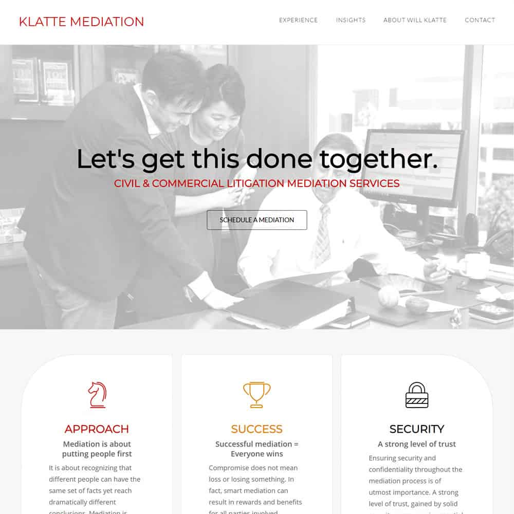 Klatte Mediation